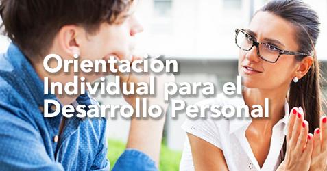 Orientacion individual para el desarrollo personal